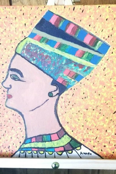 Nefertiti | Nessarocks09 | Digital Drawing | PENUP