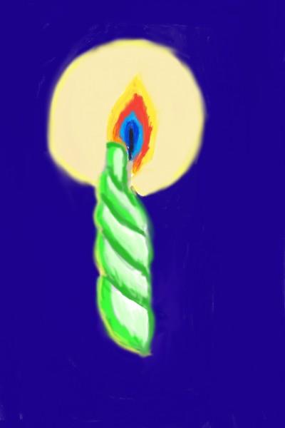 nightlight candle   pari19   Digital Drawing   PENUP