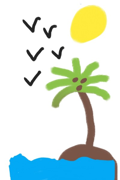 ساحل  | fateme | Digital Drawing | PENUP