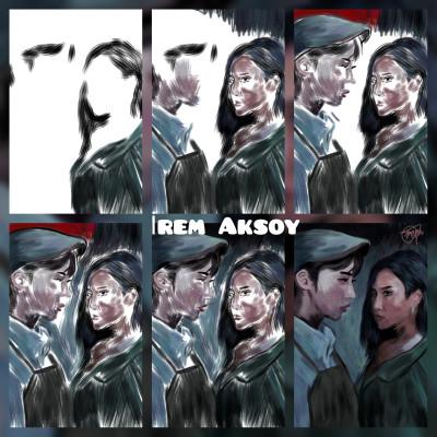 ❤️    IREM.Aksoy   Digital Drawing   PENUP