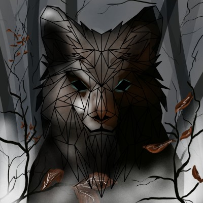 WOLF | ramdan1111 | Digital Drawing | PENUP