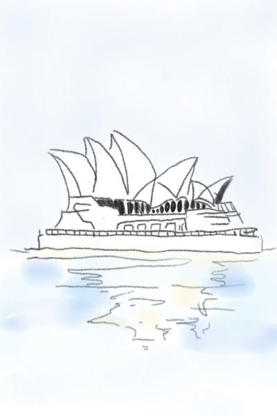 Opera house | Peopleperson | Digital Drawing | PENUP