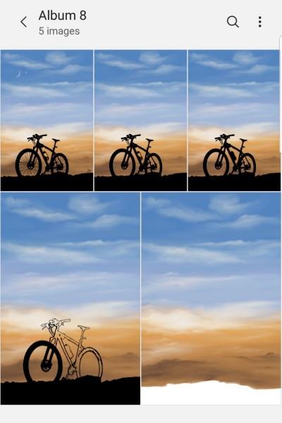 ★❁ Endless sky ❁★ | Sina | Digital Drawing | PENUP