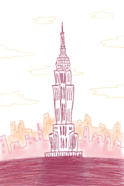 cityscape | Zenovia | Digital Drawing | PENUP