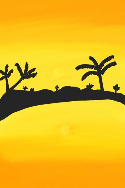Landscape Digital Drawing | Mokoshla | PENUP