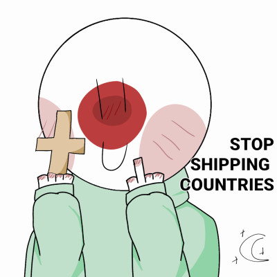 Stop shipping literal countries- | xChxree... | Digital Drawing | PENUP
