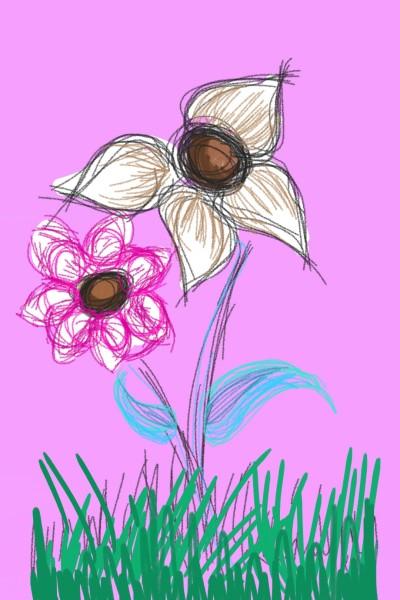 flower | HANAZ_JUHARI | Digital Drawing | PENUP