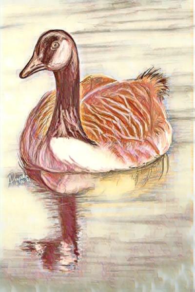 My little duckie  | DPz_Artz | Digital Drawing | PENUP