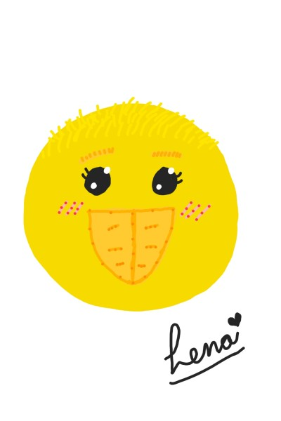 Baby duck  | Lena | Digital Drawing | PENUP