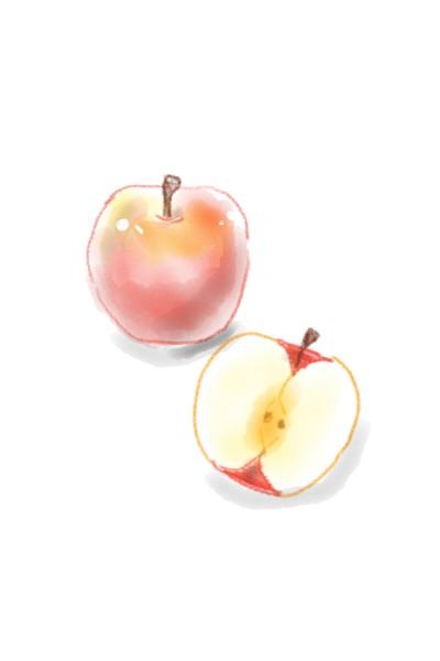 Sweety apples   Judy   Digital Drawing   PENUP