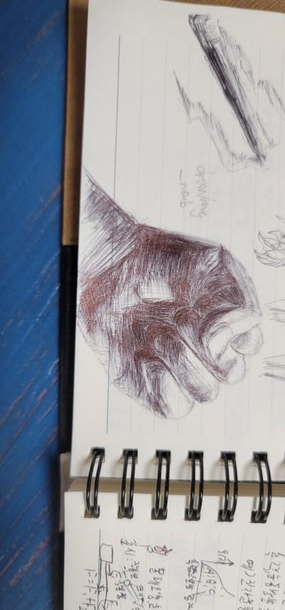 my hand | drawing_noob | Digital Drawing | PENUP