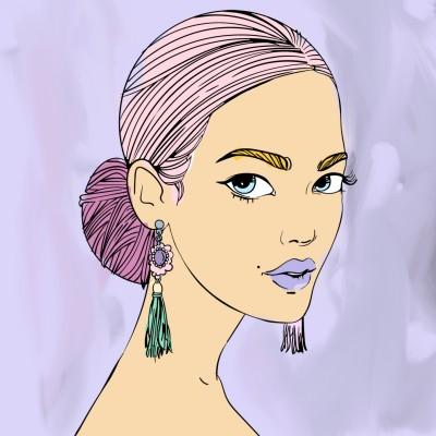 Coloring Digital Drawing   sweetie   PENUP