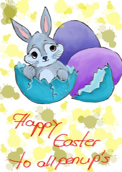Happy Easter to ALL ♡♡♡♡♡   sherlock   Digital Drawing   PENUP