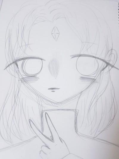 샤이닝~~!!   peachicetea   Digital Drawing   PENUP
