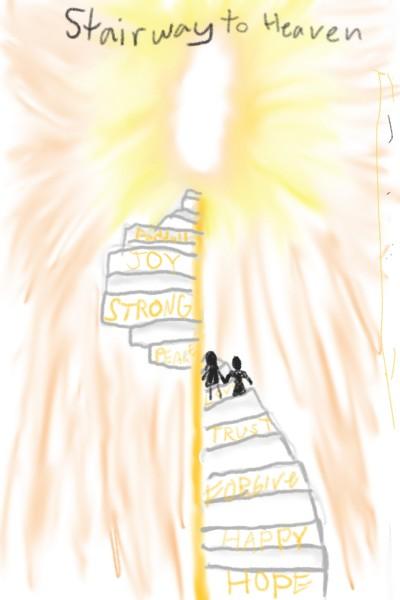 stairs | Happyartist17 | Digital Drawing | PENUP
