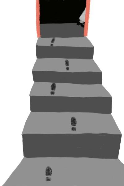 Stairsteps | Nomnom | Digital Drawing | PENUP