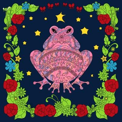 frog | RUDRANIL | Digital Drawing | PENUP