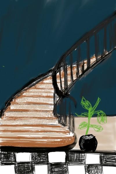wooden & checkered  | justjulez | Digital Drawing | PENUP