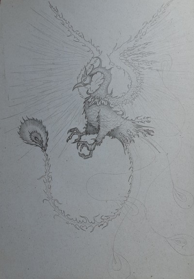 Fênix 2014 | Jeronimomailson | Digital Drawing | PENUP