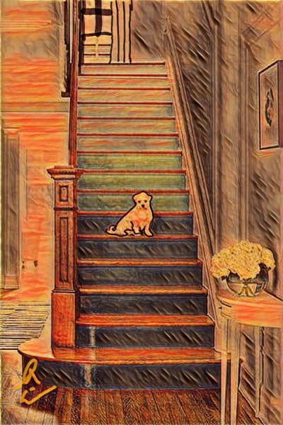 Stairway | _Hailey_ | Digital Drawing | PENUP