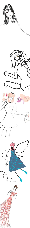 Fashion Digital Drawing | MARGARET0415 | PENUP