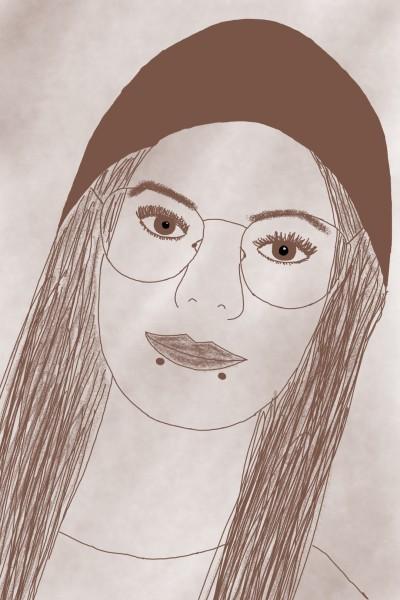 Potrait | ShinyChi | Digital Drawing | PENUP
