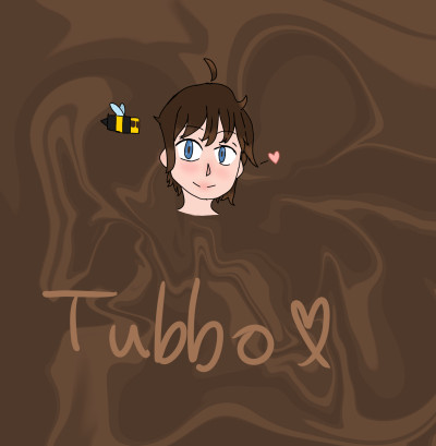 Tubbo   Peachlightful   Digital Drawing   PENUP