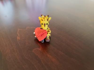Giraffe made of clay | PajamajamaaAJPW | Digital Drawing | PENUP