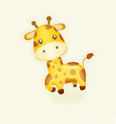 giraffe :3 | iiSakura_Roseii | Digital Drawing | PENUP