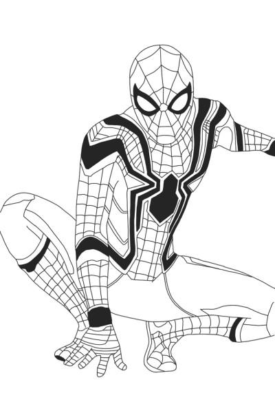 spiderman   kimeojin   Digital Drawing   PENUP