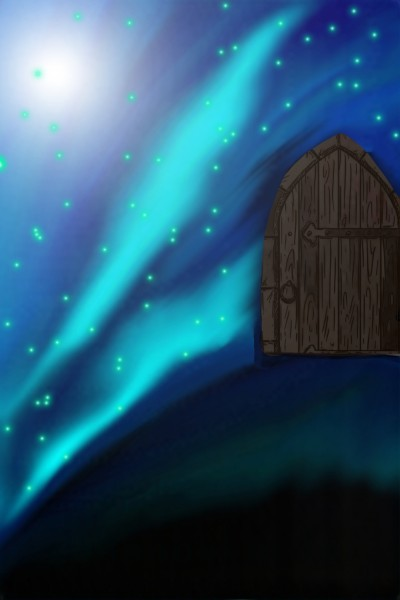 DOOR NO.2 | hayah_blink123 | Digital Drawing | PENUP