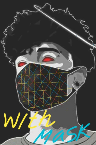 mask emoji | sanuka | Digital Drawing | PENUP