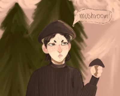 mushy | agrypine | Digital Drawing | PENUP