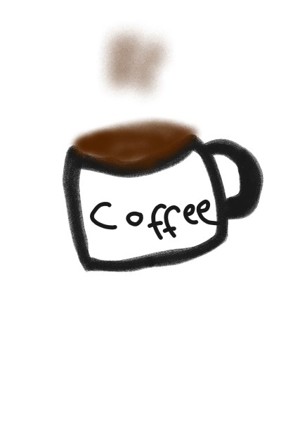coffee | mustafaarif63 | Digital Drawing | PENUP