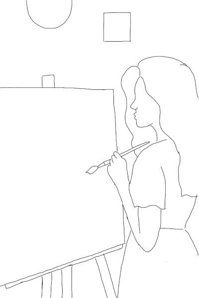 PENUP Digital Drawing | srijani | PENUP