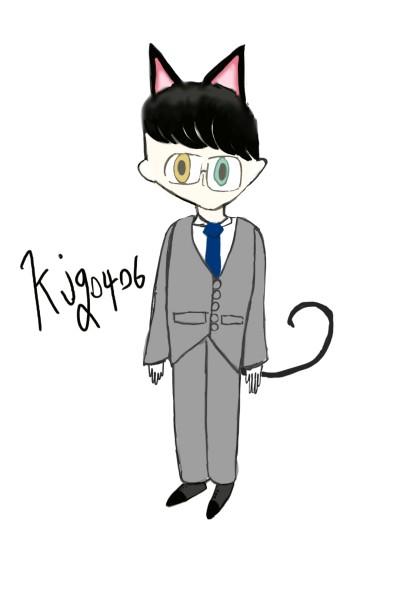 모동숲 잭슨 사람 | kjg0406 | Digital Drawing | PENUP