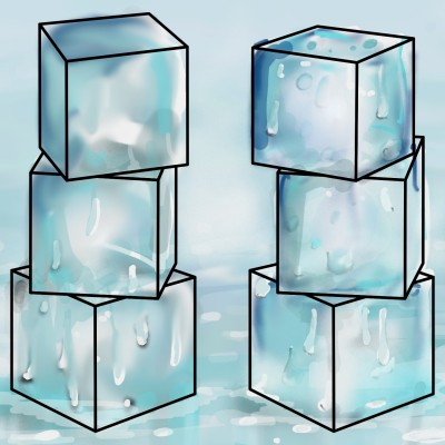 ICE CUBES | ramdan1111 | Digital Drawing | PENUP