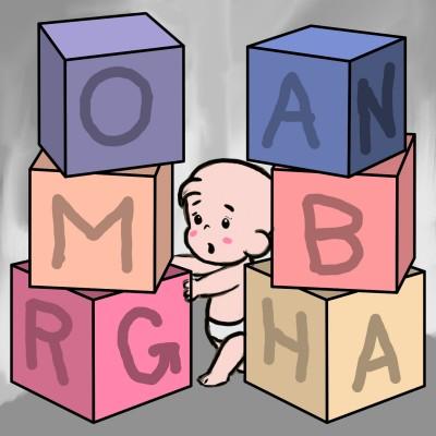 baby play | OmrGhabban | Digital Drawing | PENUP