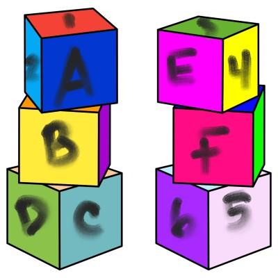 Building Blocks | Boomer | Digital Drawing | PENUP