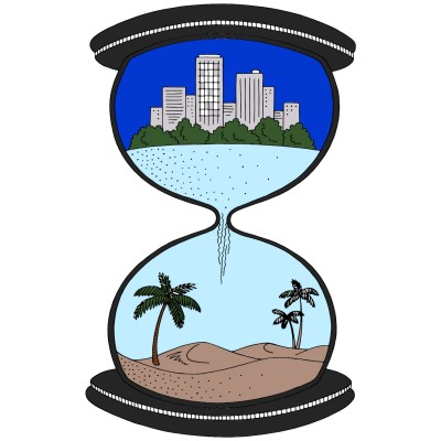 Hourglass | Boomer | Digital Drawing | PENUP
