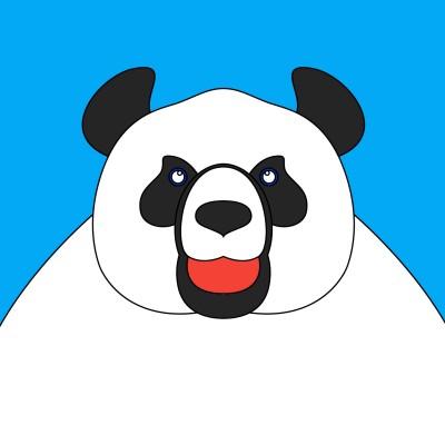 Panda | Boomer | Digital Drawing | PENUP
