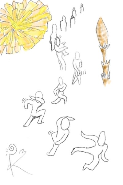 like a stream | kennsaku | Digital Drawing | PENUP
