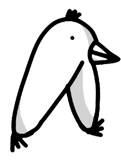 Birb   _Horcrux_   Digital Drawing   PENUP