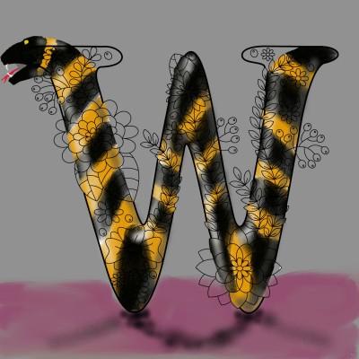 snake | J-O-C | Digital Drawing | PENUP