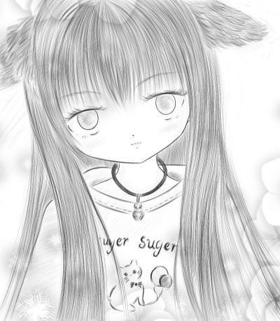 Sugar | Sweety | Digital Drawing | PENUP