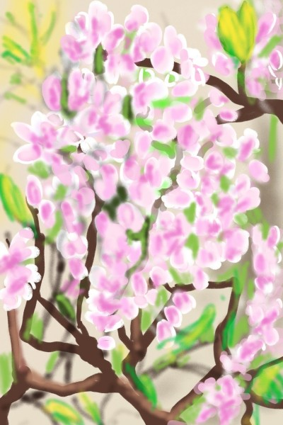 Plant Digital Drawing | Barbra | PENUP