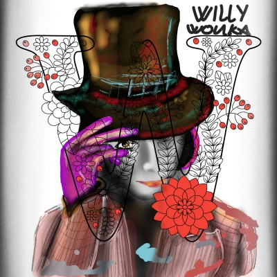 Willy Wonka | ramdan1111 | Digital Drawing | PENUP