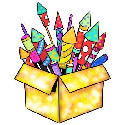 Fireworks   Luxurymapss.com   Digital Drawing   PENUP