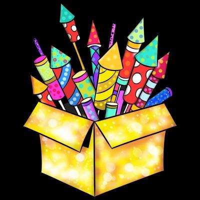 Fireworks  | Luxurymapss.com | Digital Drawing | PENUP
