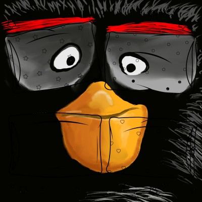 angry bird   J-O-C   Digital Drawing   PENUP